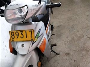 二手摩托车 1500可还价