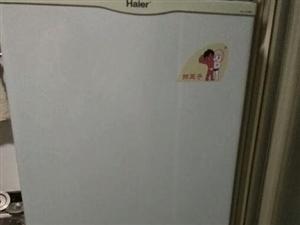 自家海尔冰箱出售有需要的电联