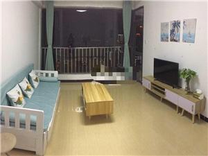松鹤新城剑桥荟24楼80方2室2厅1卫1800元/月