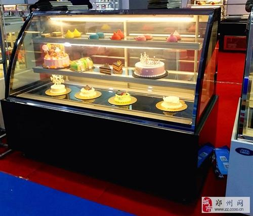 郑州蛋糕柜西点展示柜多少钱