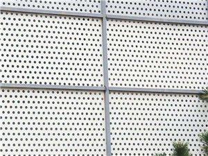 廣東中山不銹鋼沖孔板護欄價格多少錢廠家—佛山焦生