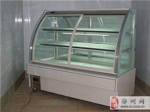 江西南昌歐式豪華弧形蛋糕柜多少錢一臺