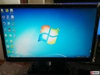 20寸薄款电脑显示器电视机监控屏