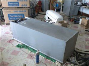 冷库·中央空调,定变频家用空调等安装维修。