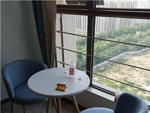 鸢飞公寓1室1厅75平精装家具家电齐全拎包