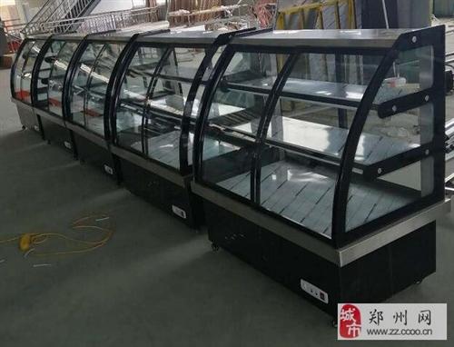 郑州哪有卖熟食展示柜卤菜展示柜的厂家