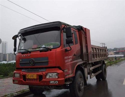 出售东风240动力货车