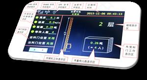 建筑工地升降机监控系统建筑工地料斗安全管理系统