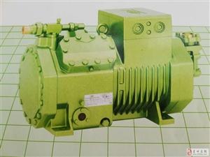 闲置北京比泽尔8匹制冷机一套。