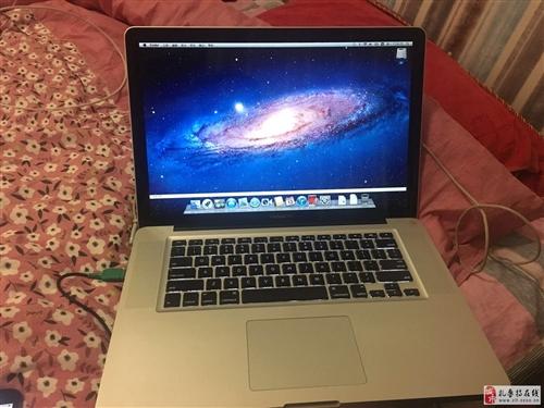 蘋果Macbookproa1286筆記本電腦,