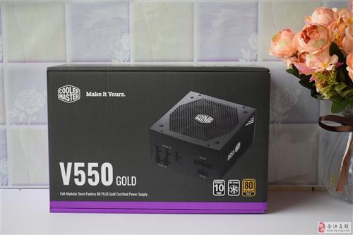 酷冷至尊V550金牌电源(游戏玩家的优选)