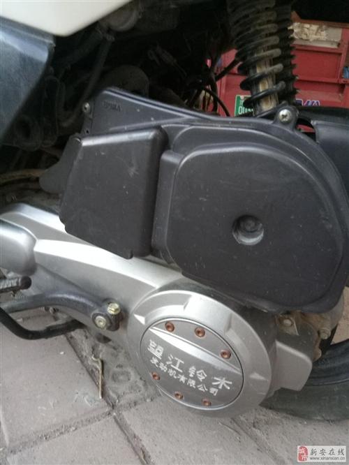 二手踏板摩托车