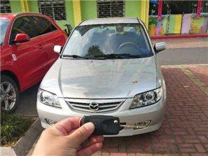 出售海南马自达323自动档