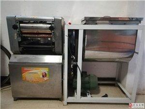 经营面食必备三大件:压面揉面机+和面机+电蒸炉