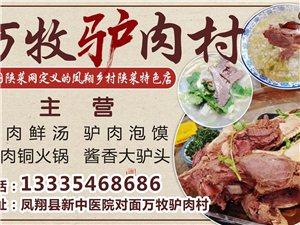 万牧驴肉村  中国陕菜网定义的凤翔乡村陕菜特色店