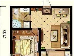 首付7.3萬!世紀城三期15樓58平一室一廳!4000/平能貸款