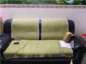 特价出售7成新沙发一套