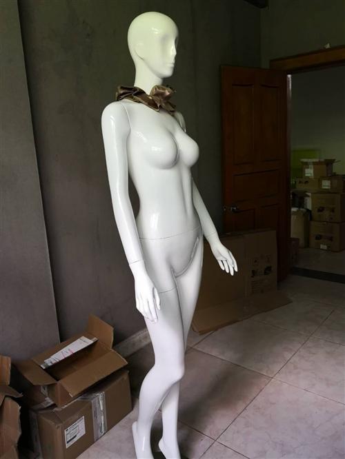 特价出售8成新服装模特