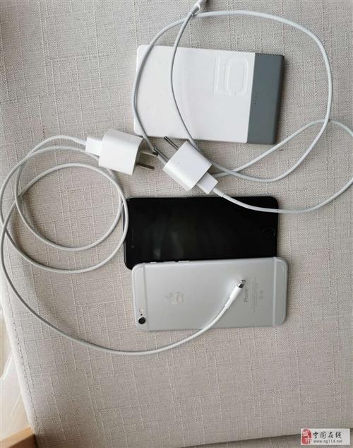 出售两台都是自用的苹果 iphone 6 手机