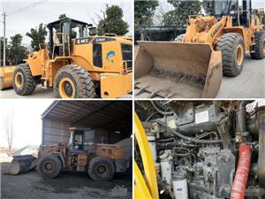 环保装载机出售电喷铲车价格个人一手柳工装载机出售