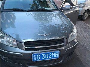 12年尊贵型瑞麒G5原车16万高端车低价出售