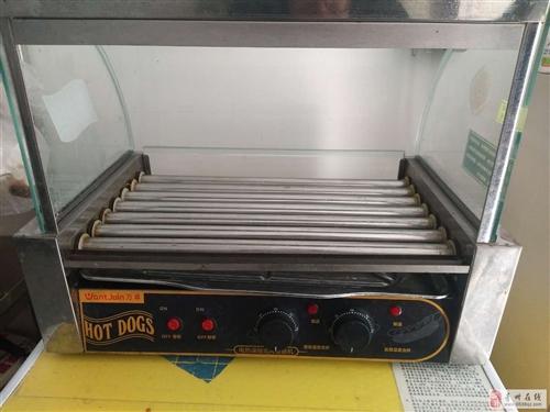 万卓烤肠机,清真店里用的,闲置出售