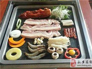 平顶?#25945;?#26495;烤肉培训基地 传授石板烤肉配方