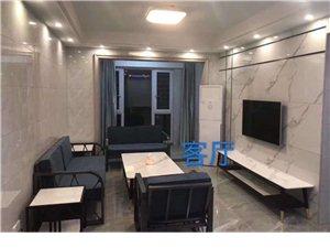 凤山学府标准两房家具齐全月租2300元
