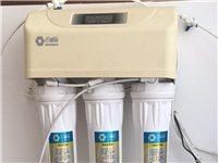 出售净水机一台。接入自来水,过滤后就可以直饮了。