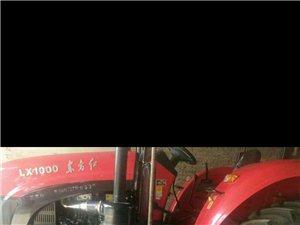 【急售】2015年东方红100大型拖拉机,成色好全套