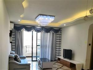 亚澜湾2室2厅1卫1800元/月拎包入住。