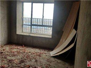 华泽城电梯135㎡毛坯四房景观房83万元