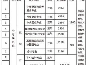 山东蓝海职业学校2019年火热报名