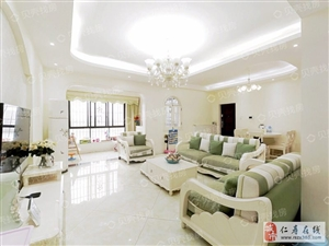 卡地亚城邦3室2厅2卫120万元中高楼层