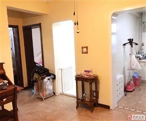昌平花园13楼边户105平精装2室2厅1卫67万元