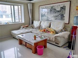 阳光城2室2厅1卫56万元精装修实用面积大