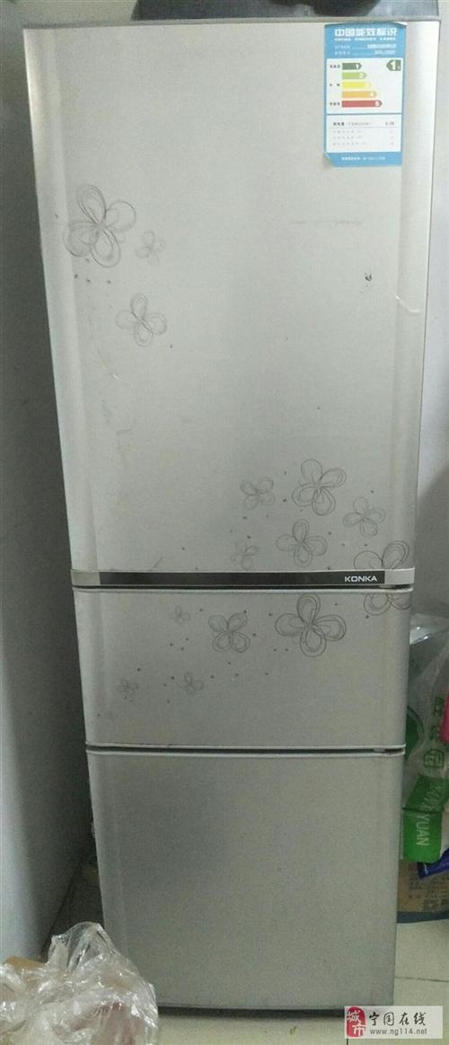 店里自己用的冰箱600有人要吗