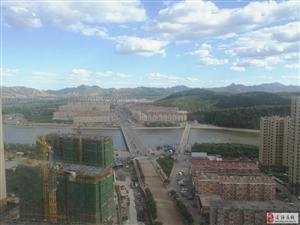 永利觀景房精裝29樓100平55萬