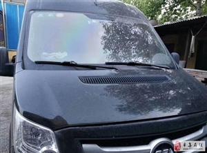 出售2017年福田圖雅諾五座個人一手車一輛