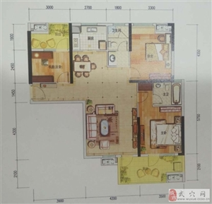181欧亚达3室2厅2卫