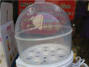 礼盒包装 双层两用蒸蛋器 一套30元