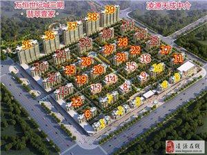 世紀城三期13樓,91.64平貸款3950每平