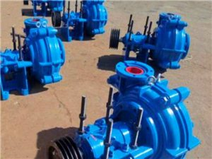 4/3C-AH固液兩相流渣漿泵@礦用介質泵配件