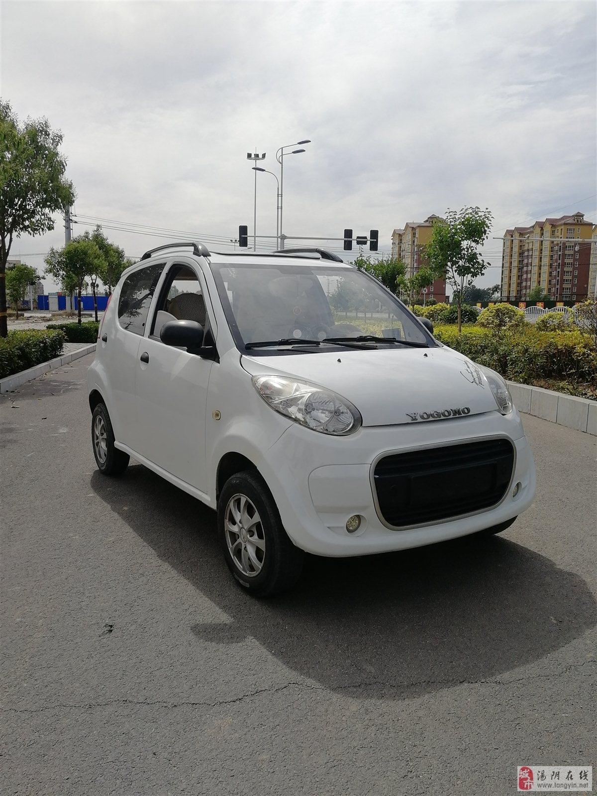 出售电动汽车一辆
