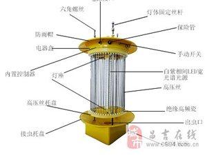 太陽能殺蟲燈為什么會取代市電殺蟲燈?