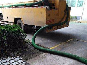 江夏區五里界清理化糞池抽糞