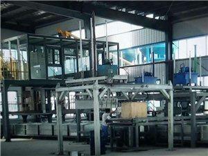 免蒸砌块和水泥发泡保温板设备能共用 节省生产空间