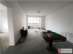 阅城国际 毛坯三居室+大平台 可租可售 客厅方正宽敞