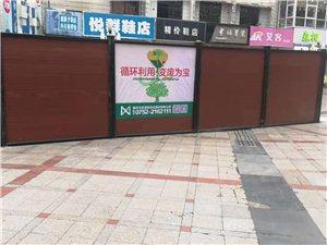 惠州欣源木塑工地建材木塑圍擋建筑圍墻木塑材料木塑廠