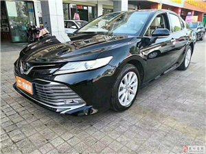 準新豐田凱美瑞2.0G豪華版1萬公里準新車.